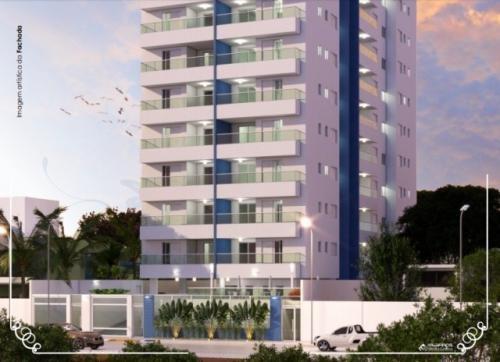 Apartamento No Centro De Itanhaém - 100mts Mar!!!