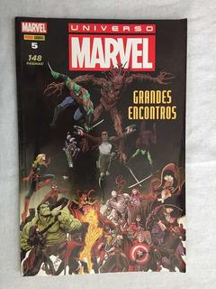 Gibi Grandes Encontros - Universo Marvel N° 5
