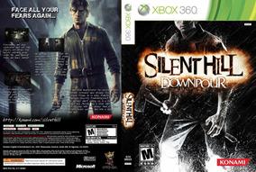 Silent Hill Downpour Legendado Ptbr Xbox 360 Desbl. Lt 3.0
