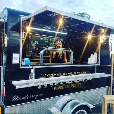 Alquiler Foodtruck Servicio Cerveza Artesanal Beer Truck