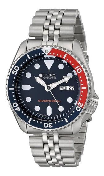 Relógio Seiko Skx009k2 Dive Automatico Pepsi Skx009