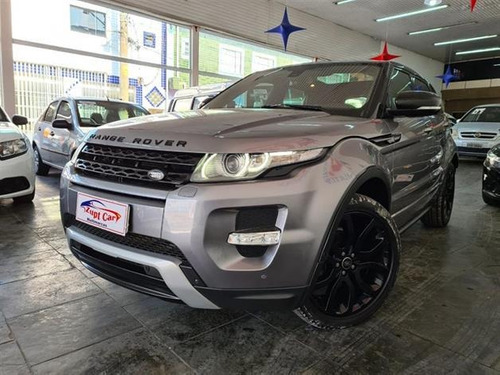 Range Rover Evoque Tech 2013  Financiamento Teto Paronímico