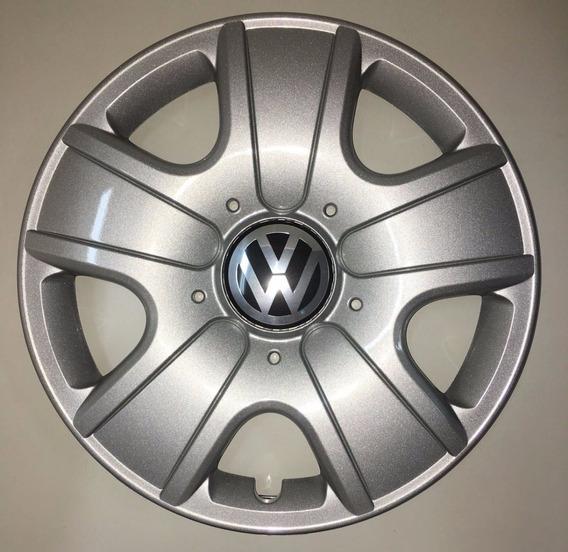 Calota Aro Roda 15 Volkswagen Polo Original Vw Novo Oferta