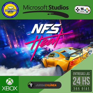 Need For Speed Heat Xbox One Modo Local