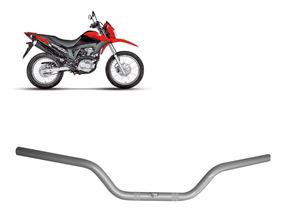 Guidão Honda Nxr Bros 160 Modelo Original Prata