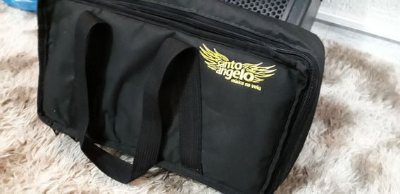 Pedal Board Em Aco X-board Com Bag ( 20 X 40) Santo Angelo