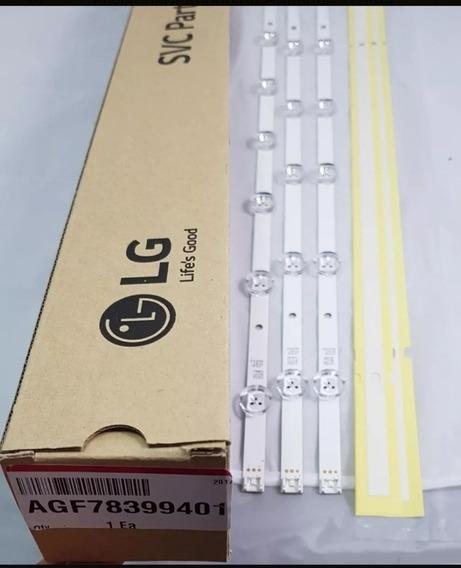 Barras De Leds Kit Lg 32ln5400