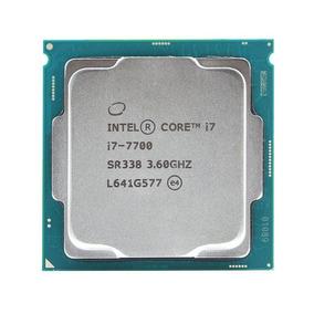 Processador I7 7700 7 Geração Soquete 1151 3,6 Ghz Lenovo