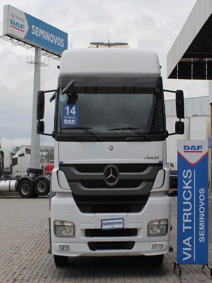 Mercedes-benz Axor Axor 2544 S/ls 6x2 2p (diesel) (e5)
