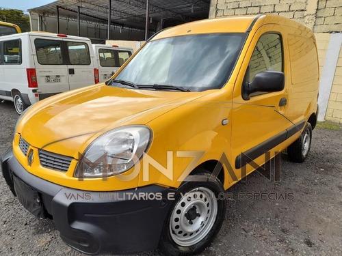Renault Kangoo Completa C/ar 2013 (van, Furgão, Caminhonete)