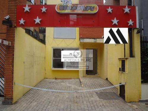 Imóvel Comercial Na Alameda Franca, Jardim Paulista, Sp. Excelente Para Comércio Ou Serviços. 2  Vagas, 150 M², - Ca0024