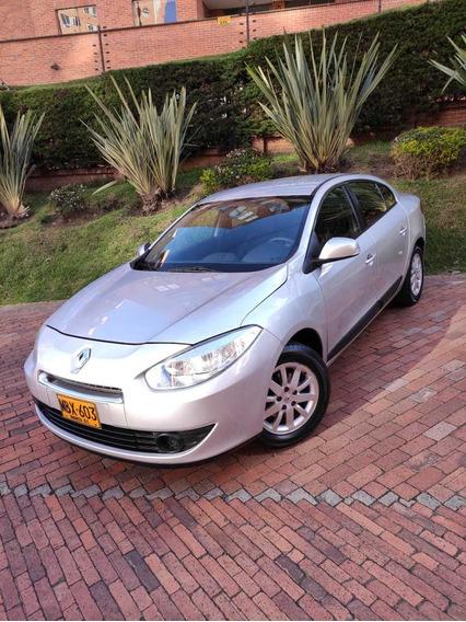 Renault Fluence 1.6 Confort Modelo 2012