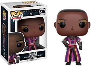 Funko Pop Ikora N° 236 Destiny En Caja Nuevo
