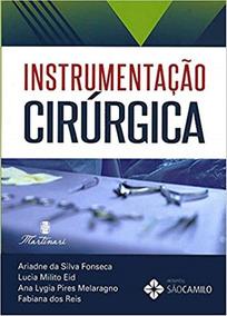 Instrumentação Cirúrgica Ariadne Da Silva Fonseca 2018