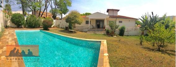 Casa Com 3 Dormitórios À Venda, 278 M² Por R$ 1.300.000,00 - Cidade Universitária - Campinas/sp - Ca1843
