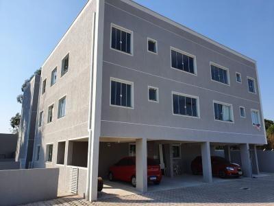 Lançamento!!! Apartamentos Com 02 Quartos Bairro Boqueirão Em Araucária - 205