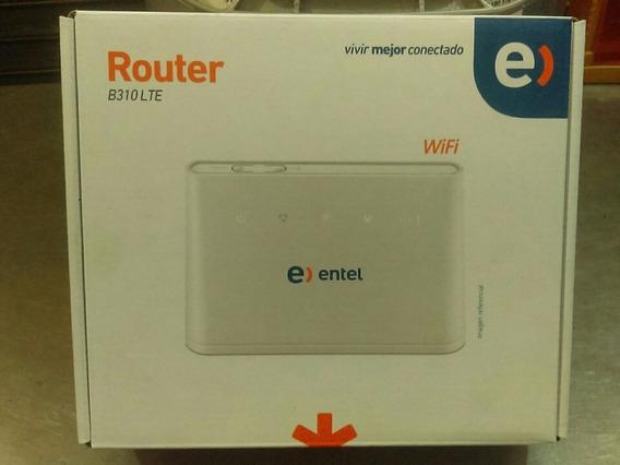 Modem Router Huawei B310 Lte 4g Lte Wifi Internet