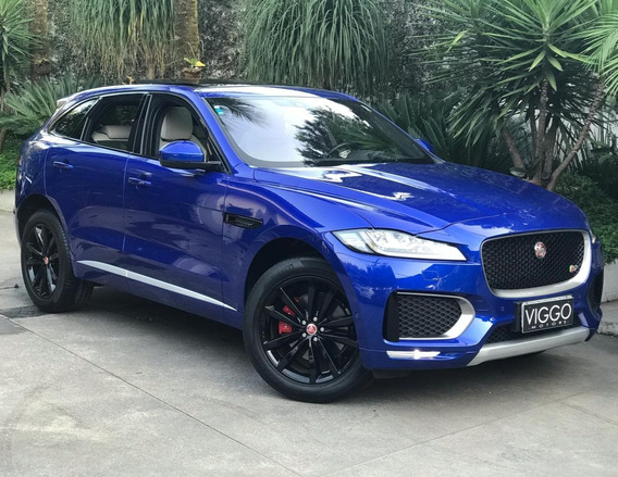 Jaguar F-pace 3.0 V6 Supercharged First Edition Awd 4p
