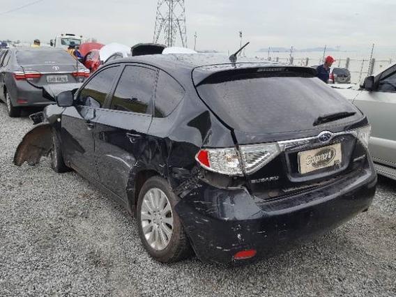Subaru Impreza 2.0 At 09/10/11 - Sucata Só Peças