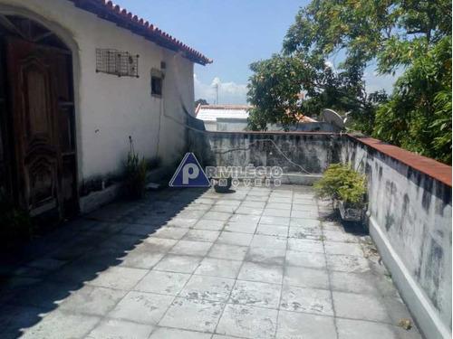 Casa De Rua À Venda, 8 Quartos, 1 Suíte, 3 Vagas, Urca - Rio De Janeiro/rj - 4135