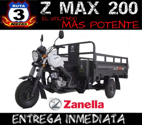 Tricargo Zanella Zmax 200 Z4 0km 2017