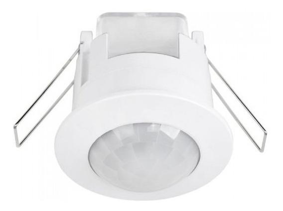 Sensor De Presença Embutir Iluminação Infravermelho