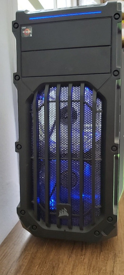 Computador Gamer Com Monitor Hd,placa De Video 750ti E 8 Ram