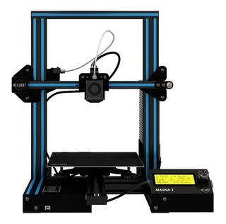 Rosario Impresora 3d Hellbot Magna 1 Autolevel Nivelacion