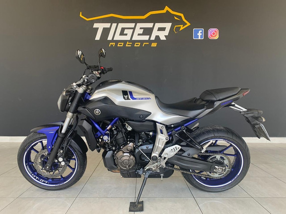Yamaha Mt07 Abs 2017 13.000km