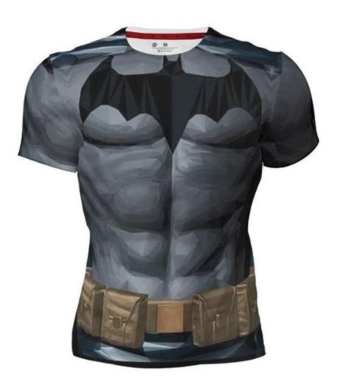 Playera Sublimada, Batman Musculoso, Todas Las Tallas