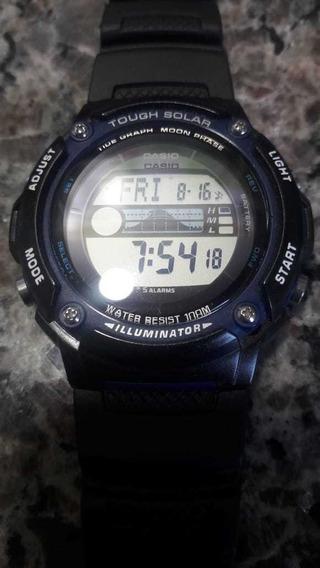 Relógio Casio Tough Solar