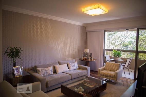 Apartamento No 3º Andar Com 4 Dormitórios E 3 Garagens - Id: 892947708 - 247708