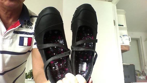 Zapatos Nuevos Skechers School N° 36.5 Modelo Goldmine