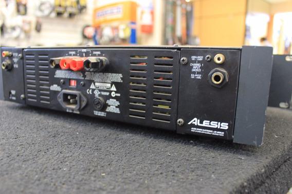 Potência Alesis Ra-150 Estúdio!