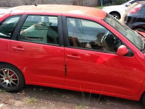 Seat Ibiza, 2001, Vermelho, Motor 1.0 Dir. Hid