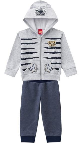 Conjunto Infantil Menino Inverno Moletom Kyly - 084206949