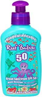 Reef Seguro Biodegradables Impermeable Spf 50+ Envio Gratis