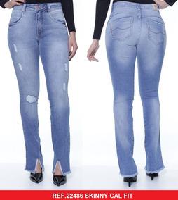 Calça Feminina Jeans Cal Fit Biotipo Original 22486