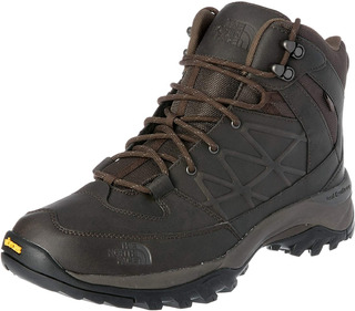 Borcego Bota The North Face Cuero Impermeable Trekking