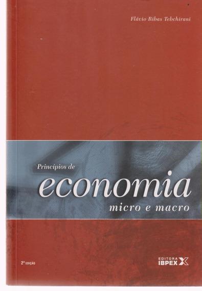 Princípios De Economia Micro E Macro Flávio Ribas Tebchirani