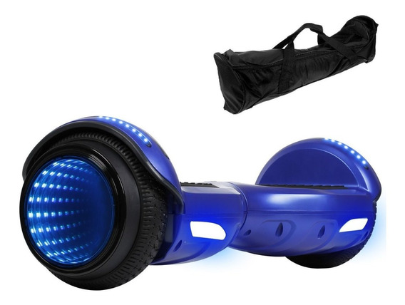 Hoverboard Patineta Scooter Electrico Bluetooth Led Nuevos!