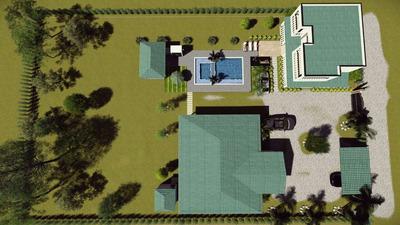 2 Casas, 4 Parqueaderos, Zona Bbq, Piscina, Terraza.
