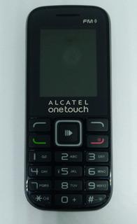 4° Alcatel One Touch 1041d Preto S/ Garantia C/ Avaria