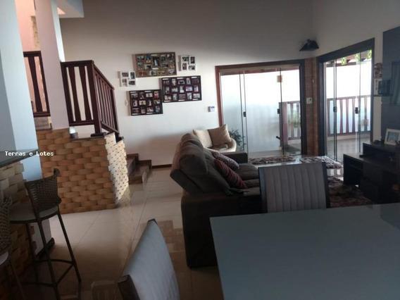 Casa Para Venda Em Pouso Alegre, Colinas De Santa Bárbara, 4 Dormitórios, 4 Suítes, 6 Banheiros, 4 Vagas - Casa21_1-1117686