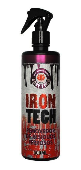 Descontaminante Ferroso Irontech 500ml Easytech