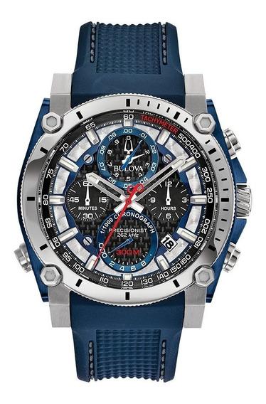 Reloj Bulova Precisionist Chronograph 98b315 Hombre E-watch