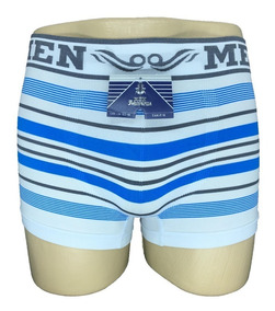 Kit Com 36 Cuecas Boxer Men
