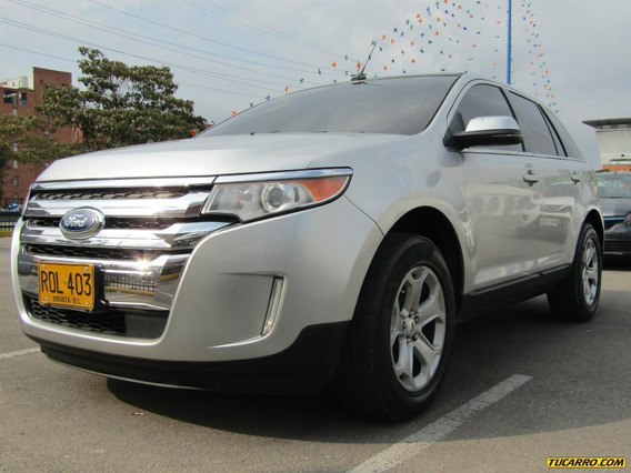 Ford Edge Limited 3.5 4x4 At Aa Ab Abs