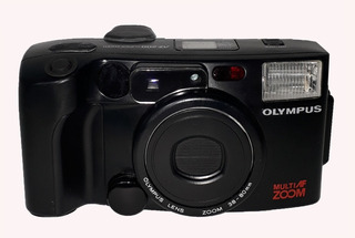 Câmera Fotográfica Olympus Az-200 Superzoom Retirada D Peças