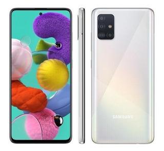 Samsung Galaxy A51 Dual Sim 128 Gb Prism Crush Black 4 Gbram